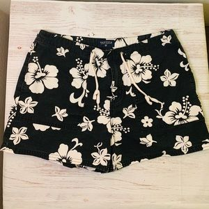 Floral Nautica Shorts